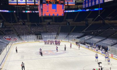New York Islanders win