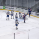 Islanders celebrate goal