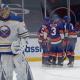 Islanders sweep Sabres