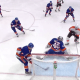 New York Islanders lose to the Flyers