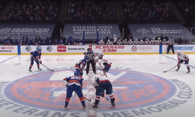 New York Islanders vs Washington Capitals