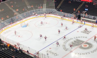 New York Islanders at Wells Fargo Center