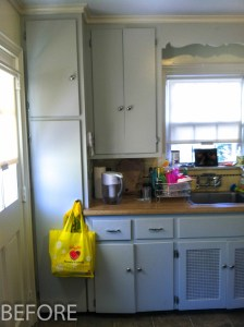Kitchen Before Reface