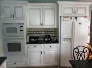 Antique White Maple Doors with Applied rope molding is one of many door options.