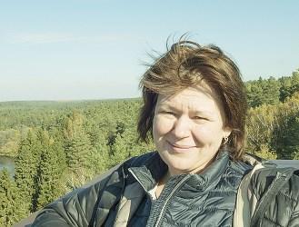 Jolita Doninger laukia, kol bus patvirtinta galimybė įgyti antrą pilietybę.