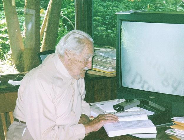 5 Juozas Meškauskas, 2006 m. Nuotrauka iš jo asmeninio albumo