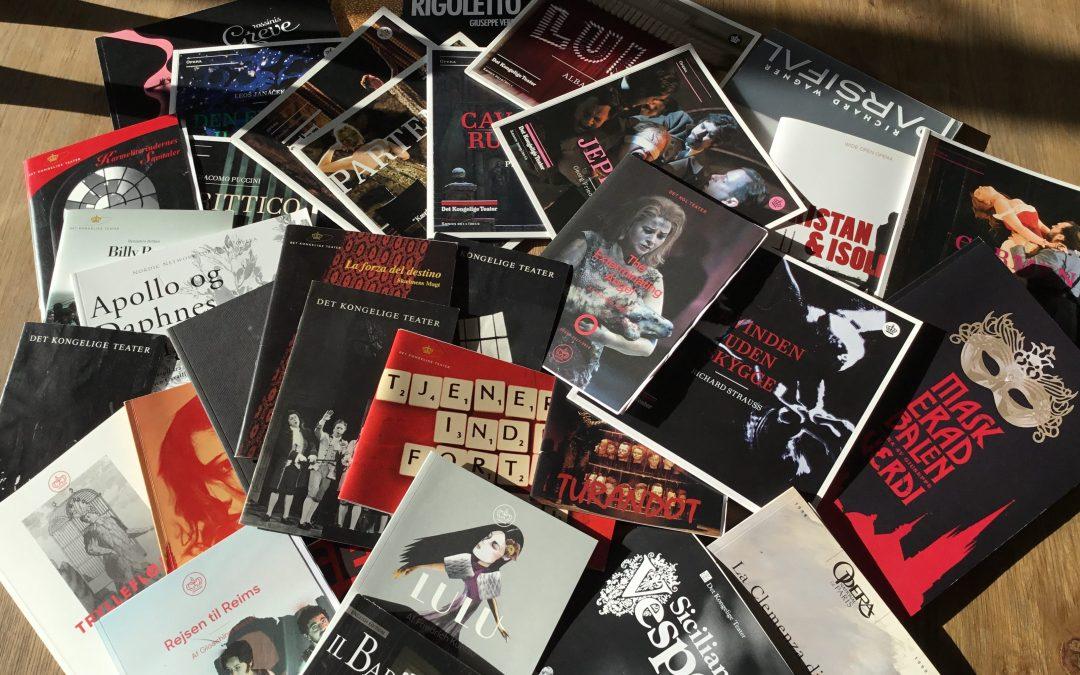 Ouverture – tolv programmer om opera, musik og ballet