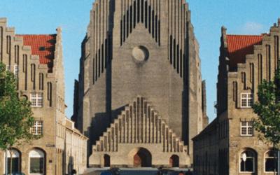 RadioTegl #5 – Grundtvigs Kirke