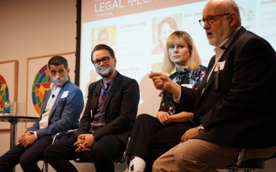 """Video: """"Investing in Legal Tech"""" Panel"""