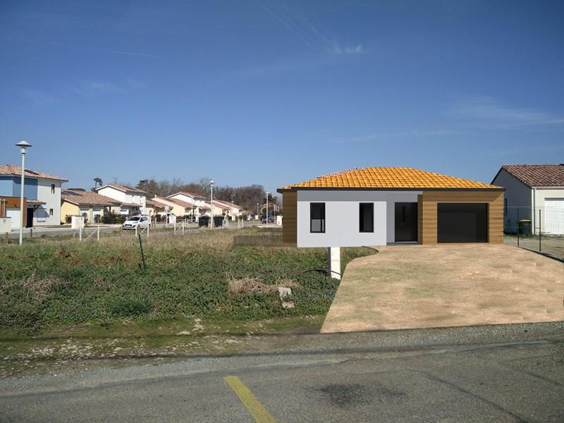 Insertion paysagère pour permis de construire à Bordeaux