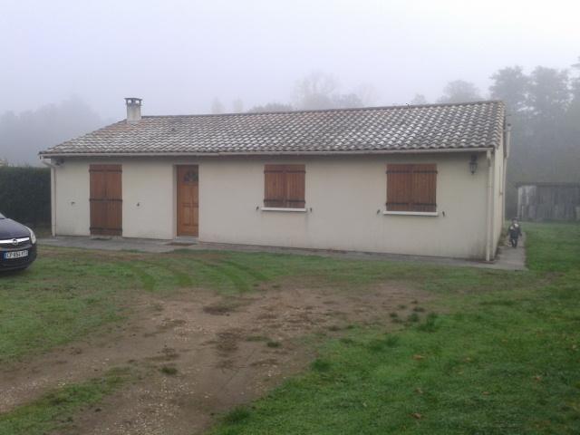 Avant projet d'extension à St André de Cubzac en Gironde