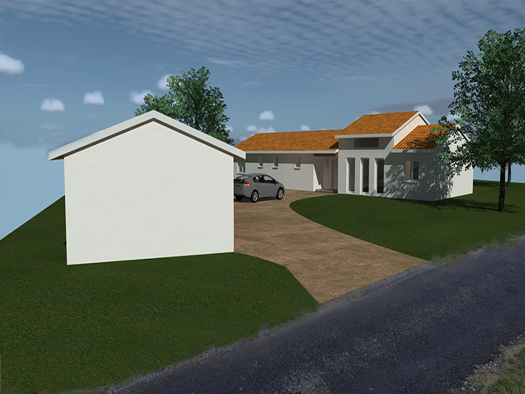 Besoin d 39 un permis de construire en dordogne nyleo conception for Demande permis de construire garage
