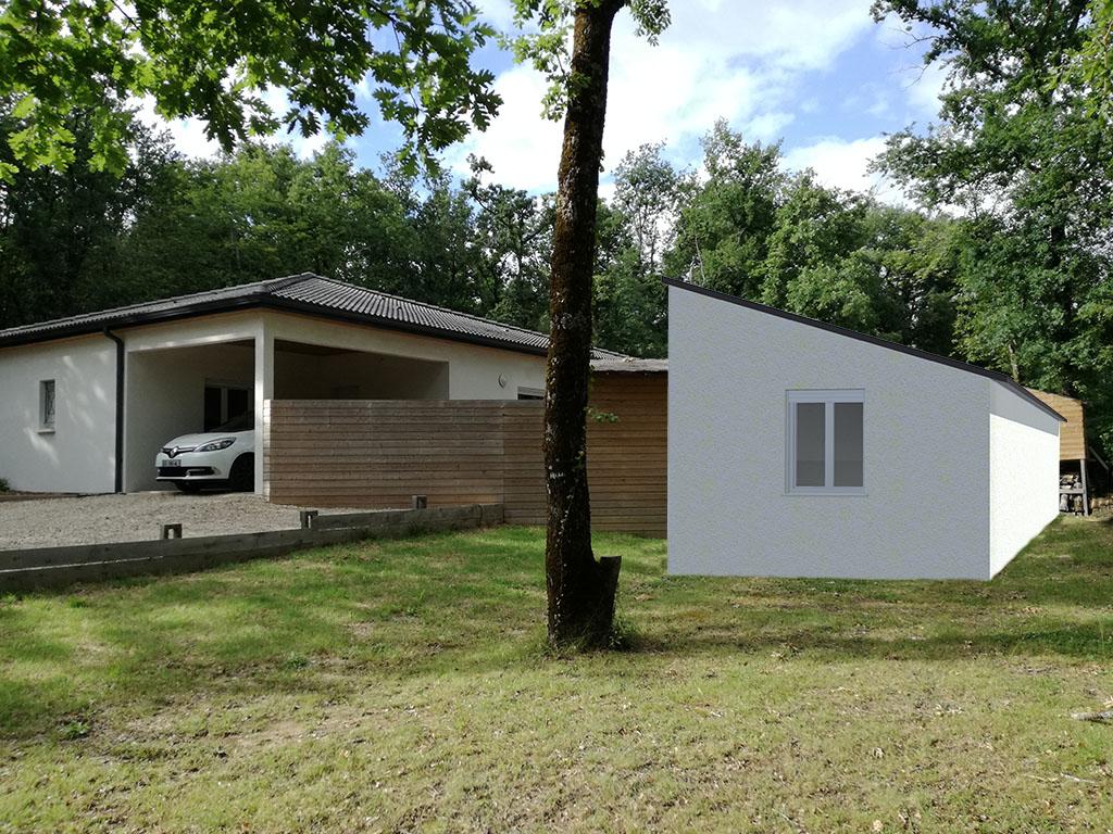387 votre permis de construire pour votre garage dossier - Construction garage sans permis de construire ...