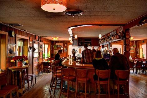 Restaurante Mountain Brauhaus. Foto: Artur Gelumbauskas