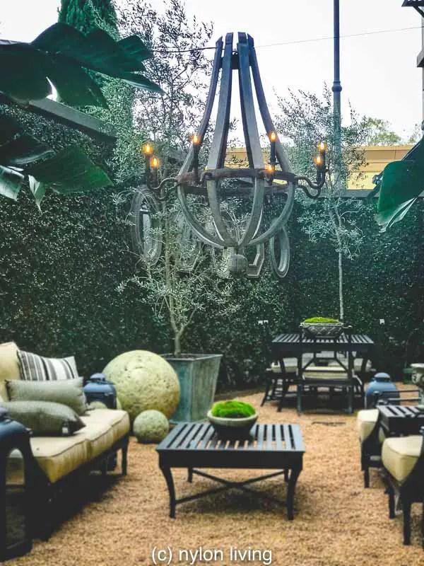 urban garden room