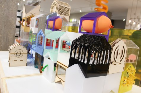 make dollhouse balloon