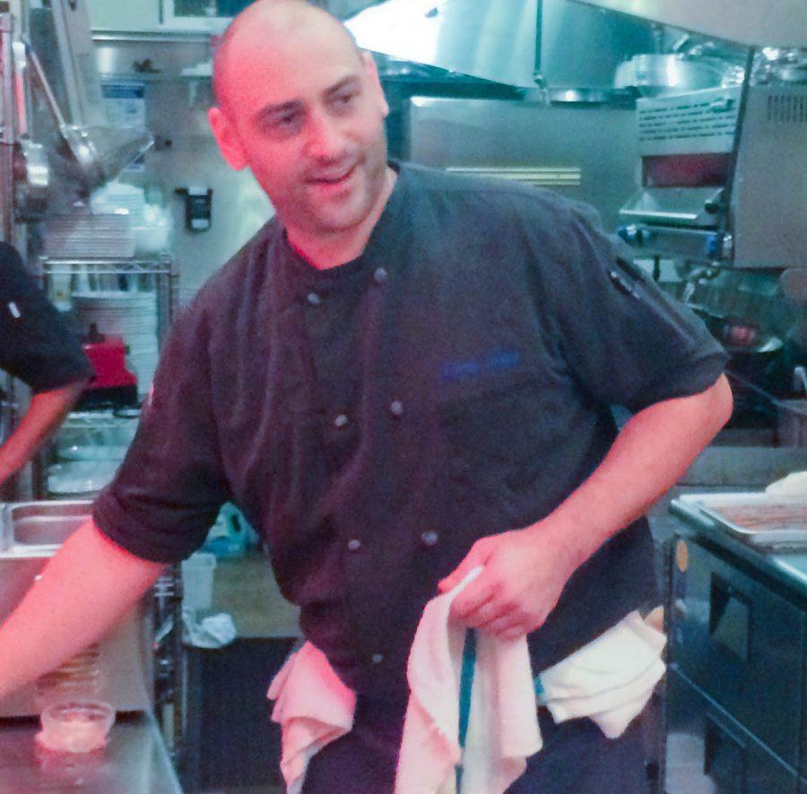 Chef Jeremy on nyloS Maui