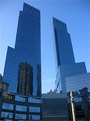 Time Warner Center- Home to The Ridiculously Rich-a-lous