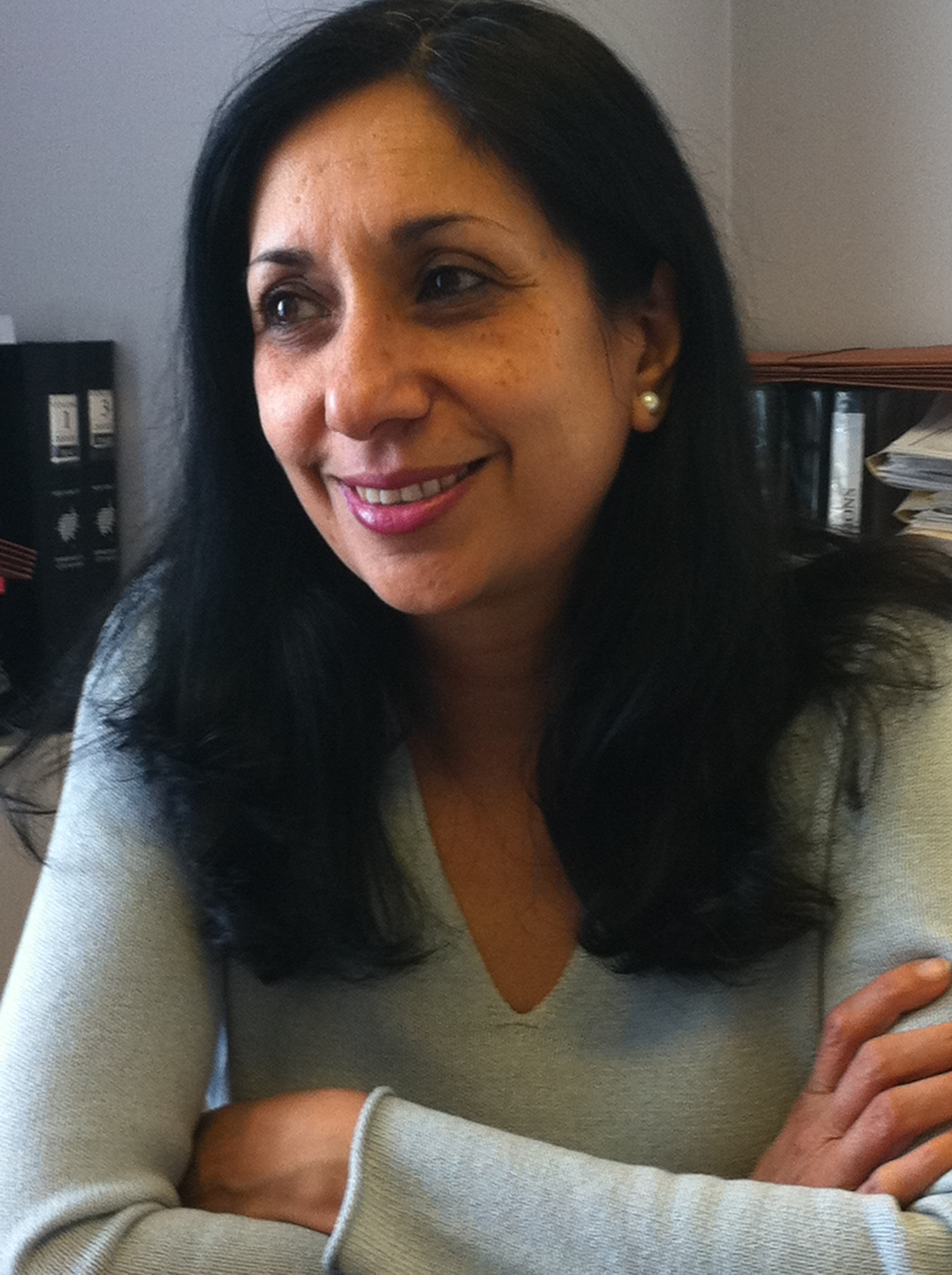 Meenakshi srinivasan discusses her role as chair of the board of meenakshi srinivasan altavistaventures Gallery