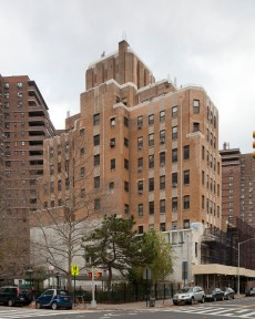 Bialystoker Center and Home for the Aged at 228 East Broadway, Manhattan. Credit: CityLand.