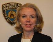 DOI Commissioner Rose Gill Hearn.