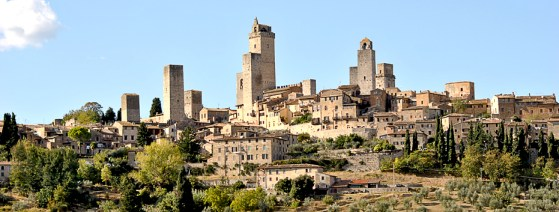 San Gimignano, Italy. Image Credit: Sangimignano.net.