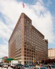 The Holland Plaza Building, 75 Varick Street, Manhattan. Image Credit: LPC.