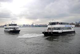 East River Ferry. Image credit: NYCEDC.