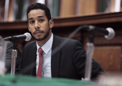 Council Member Antonio Reynoso introduced legislation to expand HPD's Alternative Enforcement Program.  Image credit:  William Alatriste, New York City Council