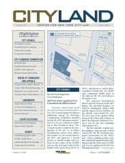 Cityland's First Edition in October 2014.