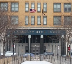 Stuyvesant High School in Manhattan. Image credit: CityLand