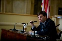 Council member Stephen Levin. Image credit: William Alatriste/NYC Council