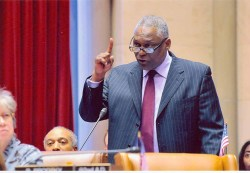 New York State Assembly Housing Committee Chair Keith Wright. Image credit: The Office of Assembly Member Keith Wright