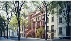 15 East 75th Street. Image Credit: Stephen Wang + Associates.