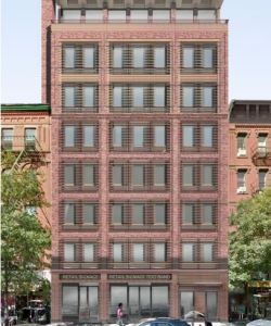 Columbus Avenue Development
