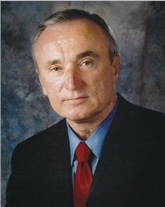 Former Commissioner William J. Bratton