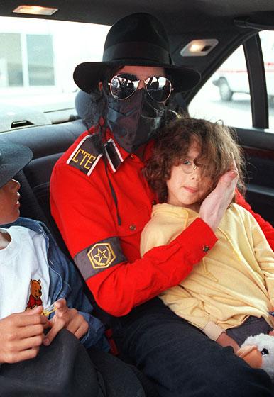 Michael Jackson Fedora Military Shirt 1993