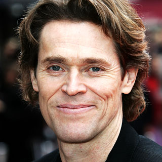 Did you ever see Boondock Saints? Its actually possible for Willem Dafoe to look worse than this.