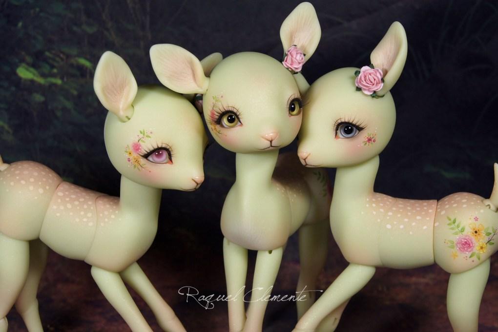 Spring Fanny deer 00