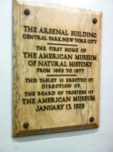 Arsenal Plaque