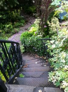 An enchanting Brooklyn garden