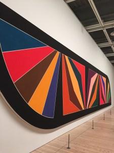Franks Stella: A Retrospective