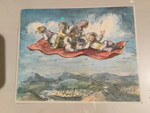 Magic Carpet Edward Ardizzone