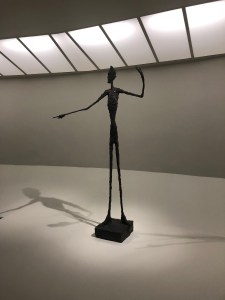 Giacometti at the Guggenheim