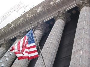 New York Stock Exchange (Photo by Maurice Pinzon)