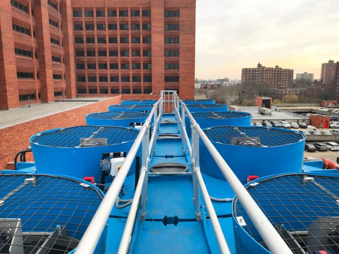 Antimicrobial Cooling Tower