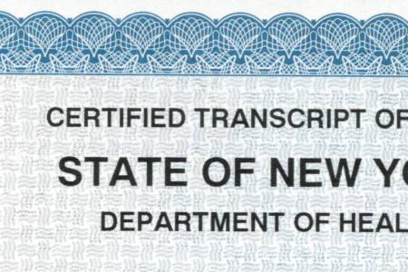 Free Resume 2018 » new york vital records birth certificate | Free ...