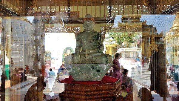 Burma. Shwedagon, Yangdn