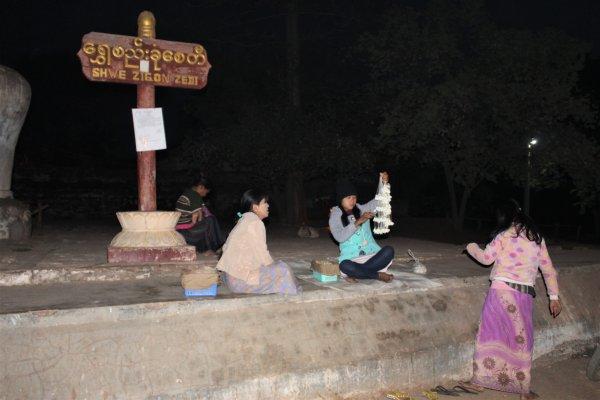 Shwe zi gon temple, Bagan,