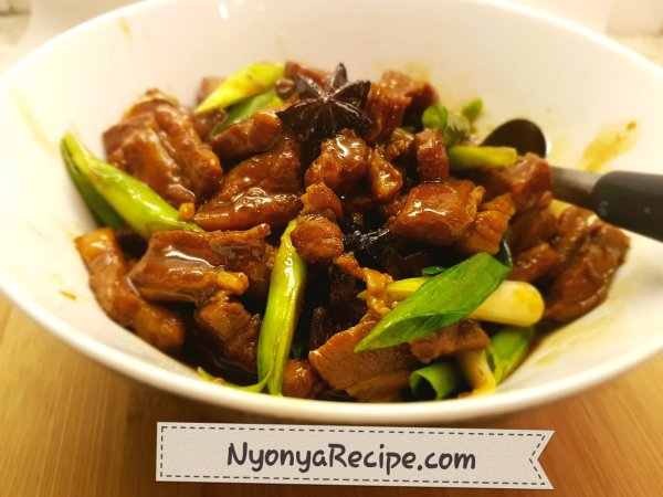 belly pork, Chinese, Easy.